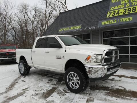 2018 RAM Ram Pickup 2500 for sale at Kevin Lapp Motors in Flat Rock MI