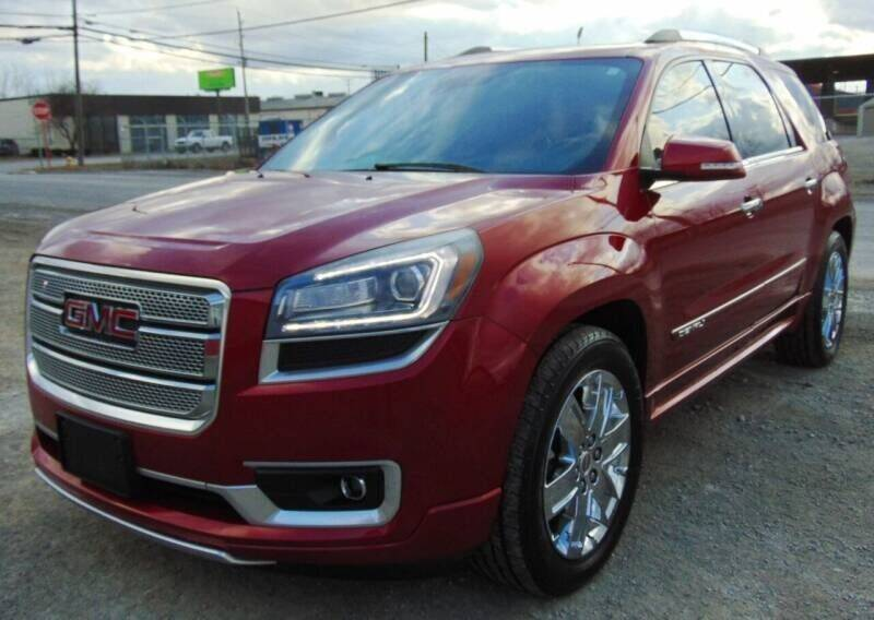 2014 GMC Acadia for sale at Kenny's Auto Wrecking in Lima OH