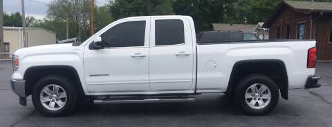2015 GMC Sierra 1500 for sale at G L TUCKER AUTO SALES in Joplin MO
