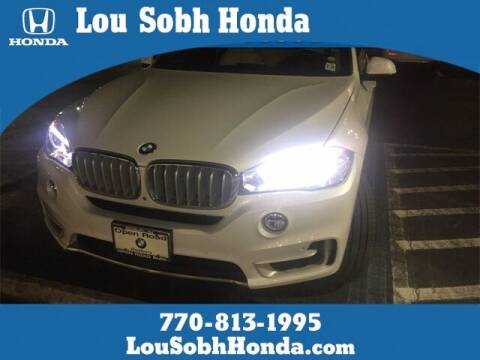 2018 BMW X5 for sale at Lou Sobh Honda in Cumming GA