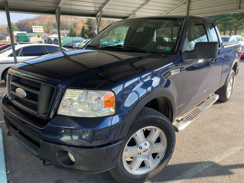 2006 Ford F-150 FX4 4dr SuperCab 4WD Styleside 6.5 ft. SB - Windber PA