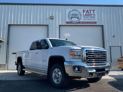 2015 GMC Sierra 2500HD for sale at Fatt Larry's Customs in Sugar City ID