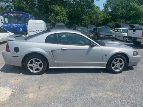 2004 Ford Mustang for sale at GET N GO USED AUTO & REPAIR LLC in Martinsburg WV