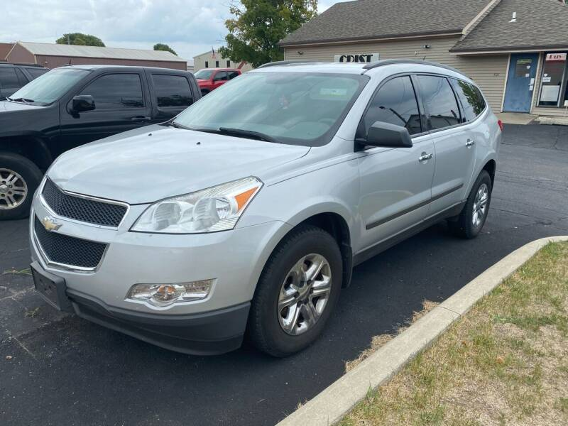 2011 Chevrolet Traverse for sale at MARK CRIST MOTORSPORTS in Angola IN