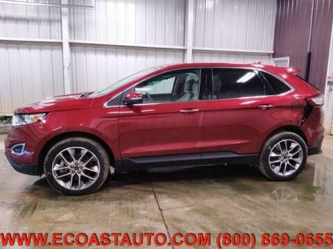 2017 Ford Edge for sale at East Coast Auto Source Inc. in Bedford VA