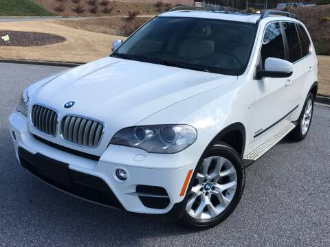 2013 BMW X5 for sale at Desired Motors in Alpharetta GA