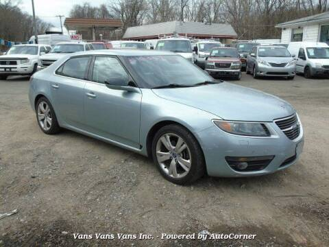 2011 Saab 9-5 for sale at Vans Vans Vans INC in Blauvelt NY