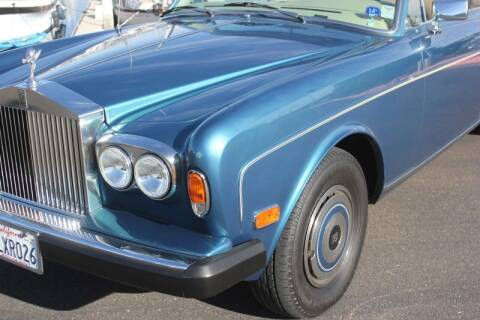 1984 Rolls-Royce Corniche for sale at Precious Metals in San Diego CA