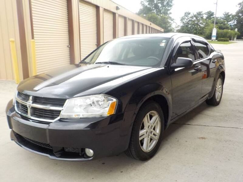 2009 Dodge Avenger for sale at Automotive Locator- Auto Sales in Groveport OH