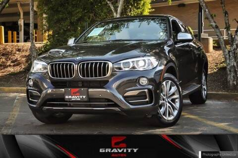 2018 BMW X6 for sale at Gravity Autos Atlanta in Atlanta GA