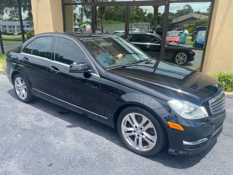 2014 Mercedes-Benz C-Class for sale at Premier Motorcars Inc in Tallahassee FL