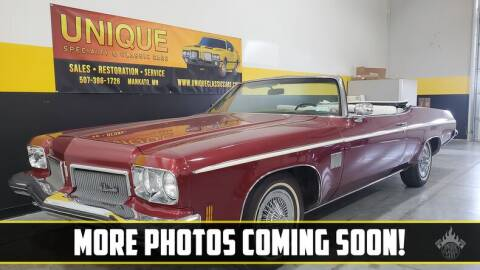 1973 Oldsmobile Delta Eighty-Eight for sale at UNIQUE SPECIALTY & CLASSICS in Mankato MN