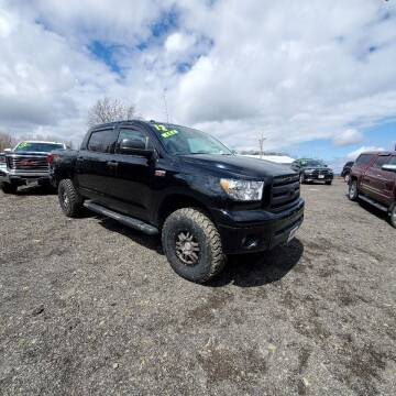 2012 Toyota Tundra for sale at ALL WHEELS DRIVEN in Wellsboro PA
