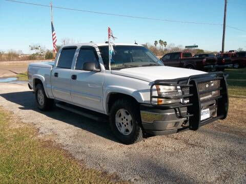 2005 Chevrolet Silverado 1500 for sale at Hartman's Auto Sales in Victoria TX