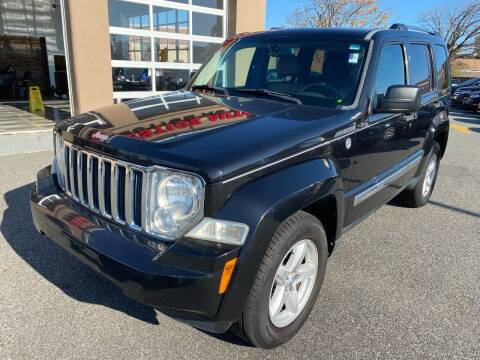 2012 Jeep Liberty for sale at MAGIC AUTO SALES - Magic Auto Prestige in South Hackensack NJ