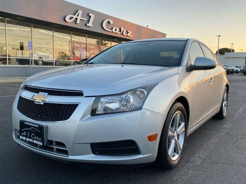 2013 Chevrolet Cruze for sale at A1 Carz, Inc in Sacramento CA