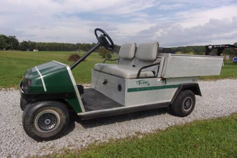 1999 Club Car Carry All Gas Dump for sale at Area 31 Golf Carts - Gas 2 Passenger in Acme PA