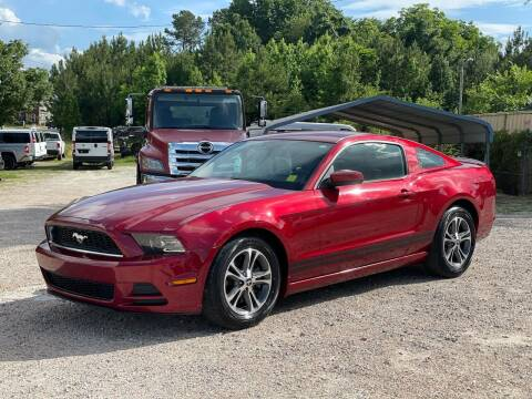2014 Ford Mustang for sale at DAB Auto World & Leasing in Wake Forest NC