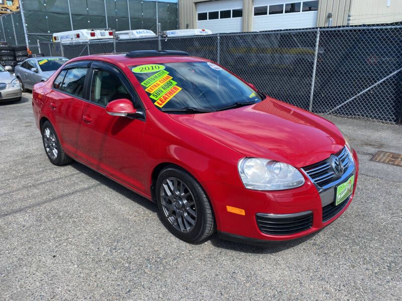 2010 Volkswagen Jetta for sale at Adams Street Motor Company LLC in Dorchester MA