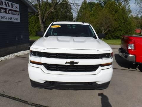2018 Chevrolet Silverado 1500 for sale at Dave's Car Corner in Hartford City IN