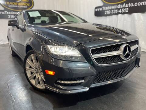 2013 Mercedes-Benz CLS for sale at TRADEWINDS MOTOR CENTER LLC in Cleveland OH