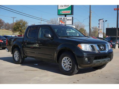 2017 Nissan Frontier for sale at Sand Springs Auto Source in Sand Springs OK