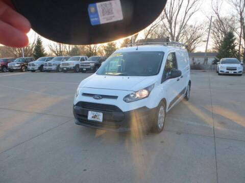 2017 Ford Transit Connect Cargo for sale at Aztec Motors in Des Moines IA