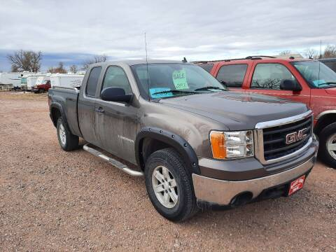 2007 GMC Sierra 1500 for sale at Best Car Sales in Rapid City SD