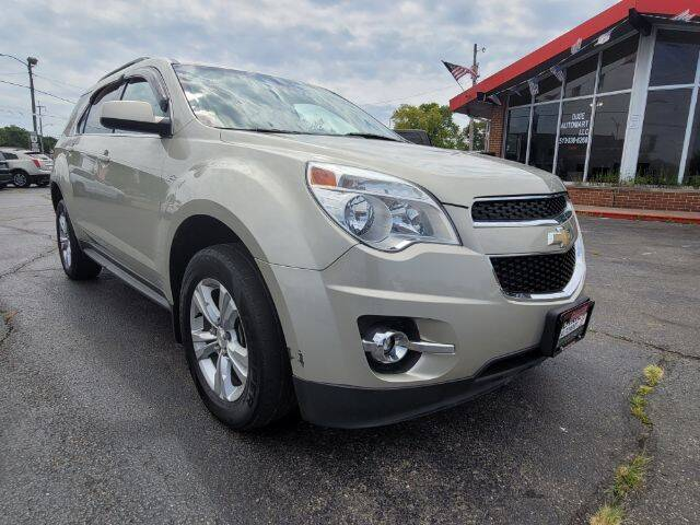 2014 Chevrolet Equinox for sale at Dixie Automart LLC in Hamilton OH