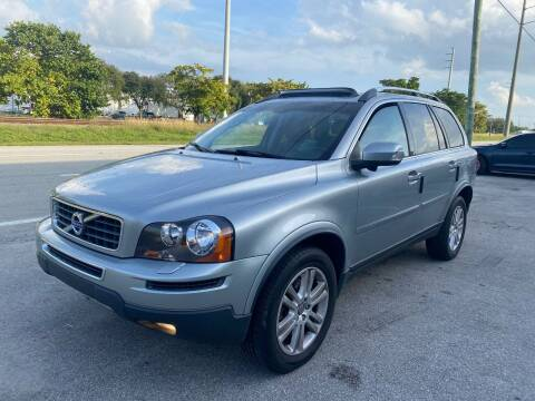 2011 Volvo XC90 for sale at UNITED AUTO BROKERS in Hollywood FL