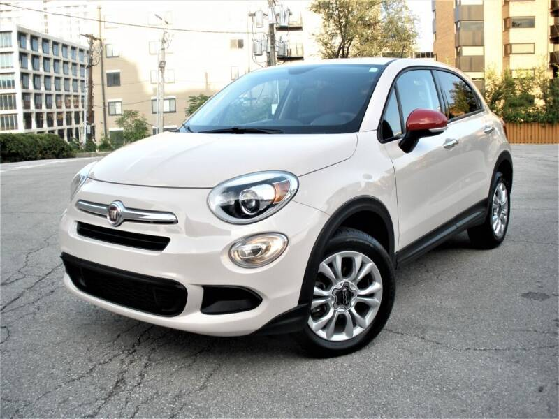 2016 FIAT 500X for sale at Autobahn Motors USA in Kansas City MO