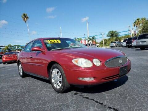 2005 Buick LaCrosse for sale at Select Autos Inc in Fort Pierce FL