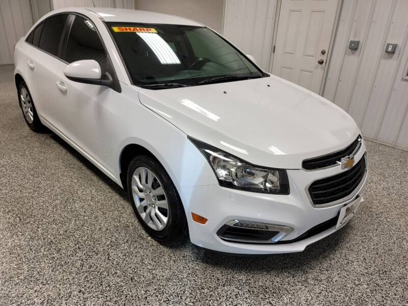 2015 Chevrolet Cruze for sale at LaFleur Auto Sales in North Sioux City SD