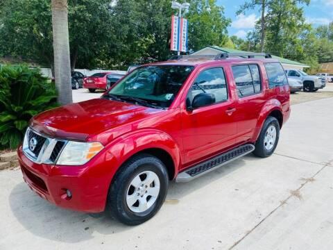 2010 Nissan Pathfinder for sale at Southeast Auto Inc in Walker LA