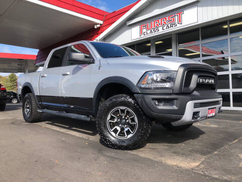 2017 RAM Ram Pickup 1500 for sale at Furrst Class Cars LLC  - Independence Blvd. in Charlotte NC