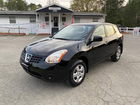 2010 Nissan Rogue for sale at CVC AUTO SALES in Durham NC