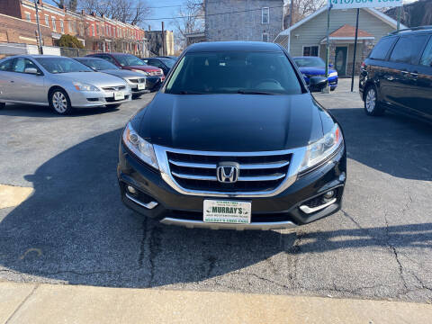 2013 Honda Crosstour for sale at Murrays Used Cars in Baltimore MD