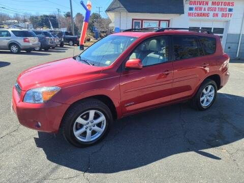 2007 Toyota RAV4 for sale at Driven Motors in Staunton VA