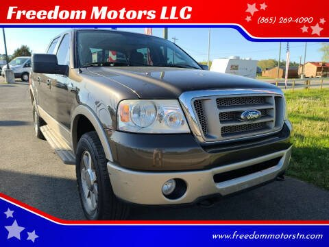 2008 Ford F-150 for sale at Freedom Motors LLC in Knoxville TN