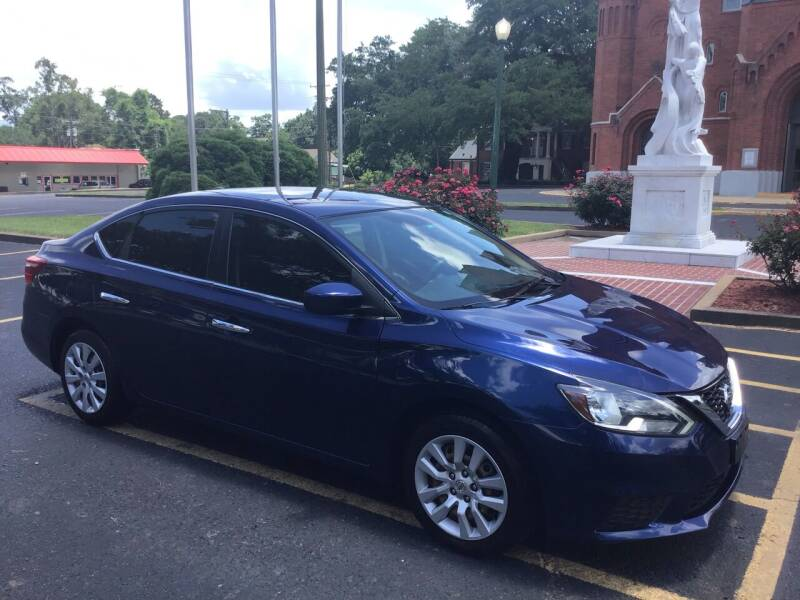 2017 Nissan Sentra for sale at Dominique Auto Sales in Opelousas LA