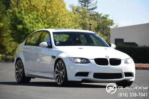 2008 BMW M3 for sale at Galaxy Autosport in Sacramento CA