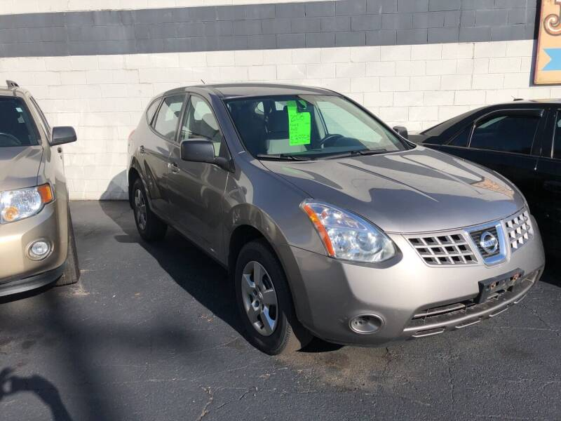2008 Nissan Rogue for sale at Holiday Auto Sales in Grand Rapids MI