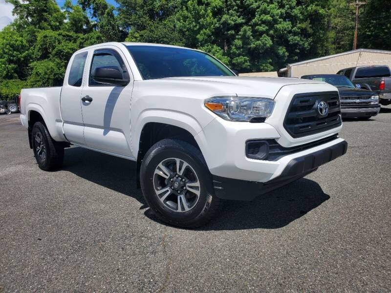 2016 Toyota Tacoma for sale at Brown's Used Auto in Belmont NC