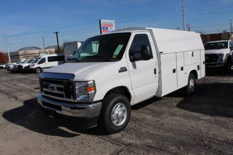 2021 Ford E-Series Chassis for sale at BROADWAY FORD TRUCK SALES in Saint Louis MO