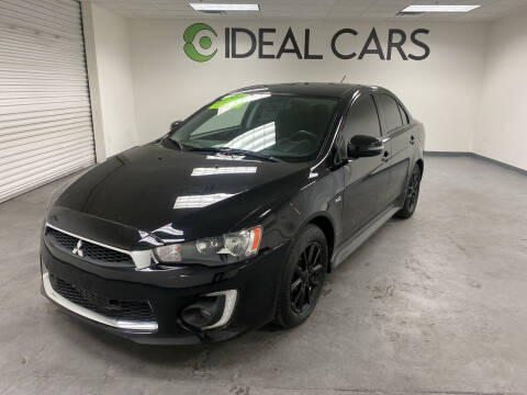 2016 Mitsubishi Lancer for sale at Ideal Cars Apache Junction in Apache Junction AZ