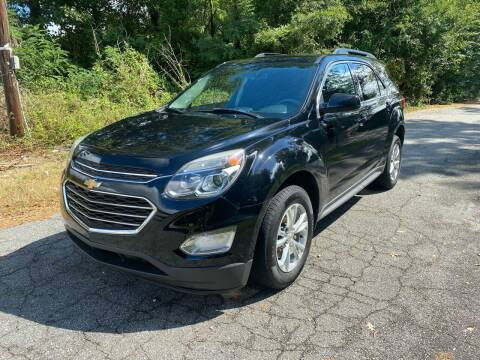 2017 Chevrolet Equinox for sale at Speed Auto Mall in Greensboro NC