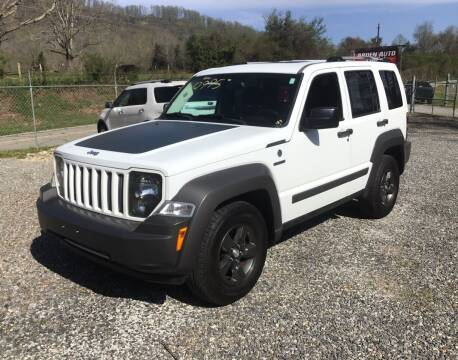 2011 Jeep Liberty for sale at Arden Auto Outlet in Arden NC