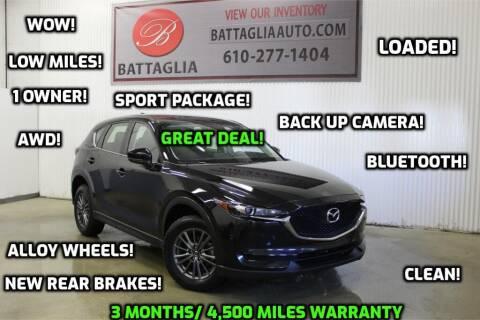 2018 Mazda CX-5 for sale at Battaglia Auto Sales in Plymouth Meeting PA