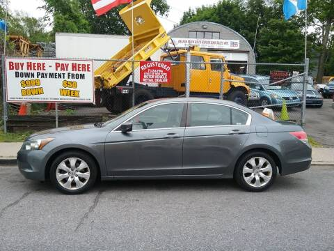2010 Honda Accord for sale at Drive Deleon in Yonkers NY