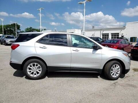 2020 Chevrolet Equinox for sale at Hawk Chevrolet of Bridgeview in Bridgeview IL